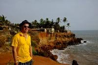 Videonauts Indien Business Reise 2012 Indien Goa Anjuna