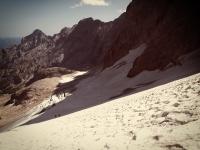 Videonauts Zugspitze 2012 Trekking Gletscher Höllental