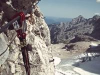 Videonauts Zugspitze 2012 Trekking Klettersteig Höllental