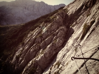 Videonauts Zugspitze 2012 Trekking Höllental