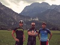 Videonauts Neuschwanstein Biketour Velo Kollektiv München Crew