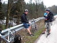 Videonauts Tegernsee Biketour die Gang