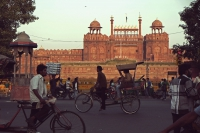 Videonauts Indien Business Trip 2014 Red Fort