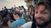 Videonauts Sabbatical Burma Bagan crowd