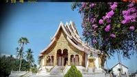 Videonauts Sabbatical Laos Luang Prabang Tempel