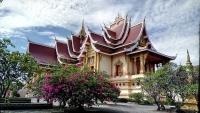 Videonauts Sabbatical Laos Luang Prabang temple