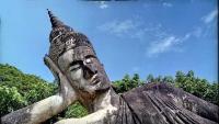 Videonauts Sabbatical Laos Vientiane Buddha Park II