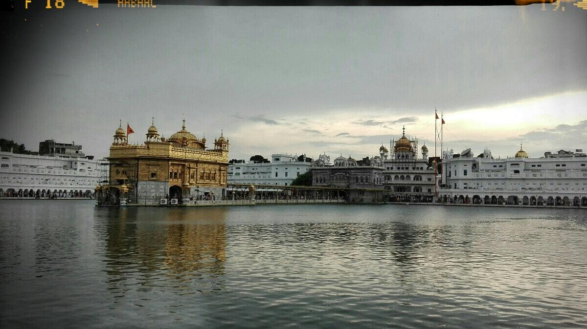 Videonauts backpacking Indien Punjab Amritsar Goldener Tempel II