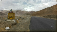 Videonauts backpacking Indien Ladakh road IIII
