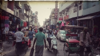 Videonauts backpacking Indien New Delhi Paharganj