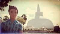 Videonauts - Anuradhapura stupa - chief videonaut