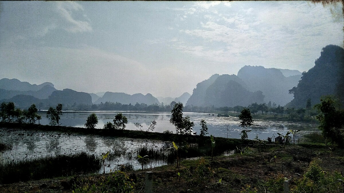 Videonauts backpacking Vietnam landscape