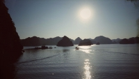 Videonauts backpacking Vietnam Halong Bay III