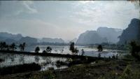 Videonauts backpacking Vietnam landscape
