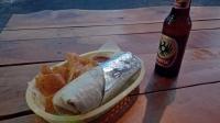 Videonauts Costa Rica Burrito backpacking