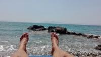 Videonauts Griechenland Messenien Strand