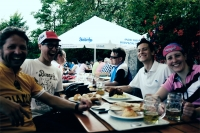 Videonauts Andechs Biketour 2012