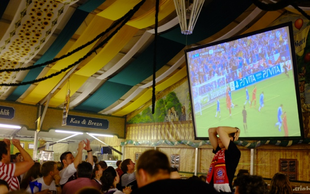 Videonauts FCB finale dahoam 1:1