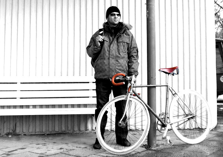 Videonauts Singlespeed / Fixie Winter Session