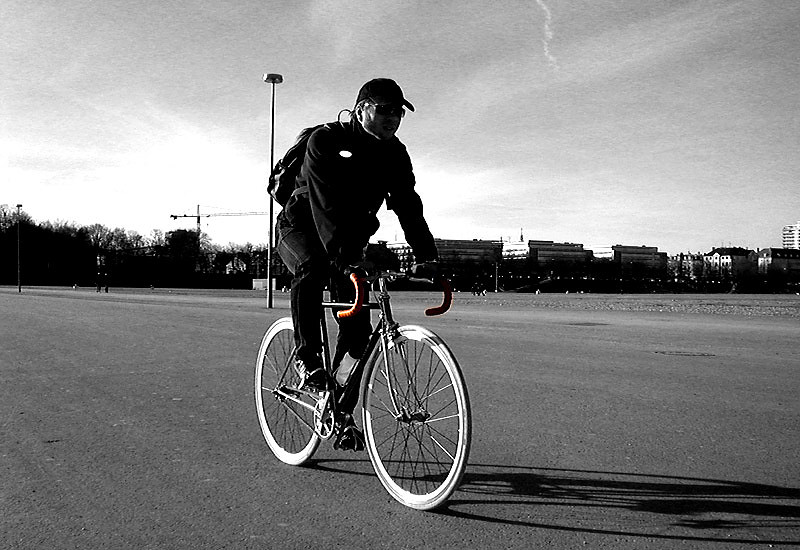 Videonauts Singlespeed / Fixie Session