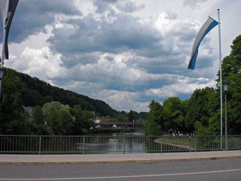 Videonauts Wolfratshausen Isar Radtour