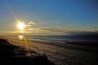 Videonauts Sylt am Strand im Winter