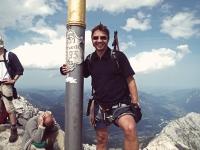 Videonauts Zugspitze 2012 Trekking Gipfel Kreuz