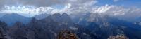 Videonauts Garmisch Dreitorspitze Trekking Gipfel & Panorama