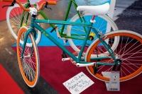 Videonauts Bike ISPO Müchen 2013 billige und bunte fixies