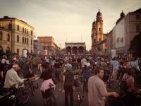 Videonauts München Radlnacht 2013 der Mob