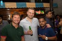 Videonauts Indien Business Trip 2014 Pune High Spirits Bar