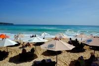 Videonauts Bali dreamland beach backpacking