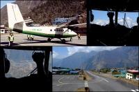 Videonauts Nepal Everest Base Camp Trekking Lukla backpacking