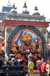 Videonauts Nepal Kathmandu Durbar Square backpacking