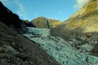 Videonauts Neuseeland Südinsel Franz Josef Gletscher backpacking