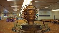 Videonauts Indien Business Trip New Delhi Airport