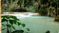 Videonauts Sabbatical Laos Luang Prabang Kuang Si waterfall