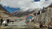Videonauts backpacking Indien Ladakh Khardungla