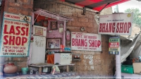 Videonauts backpacking Indien Rajasthan Jaisalmer Bhang Shop lassi