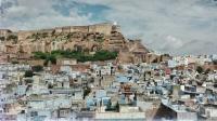 Videonauts backpacking Indien Rajasthan Jodhpur Mehrangarh Fort