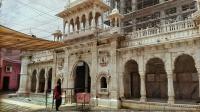 Videonauts backpacking Indien Rajasthan Karni Mata Temple