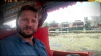 Videonauts backpacking Indien Srinagar Dal Lake