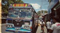 Videonauts - Sri Lanka lokal Bus transport