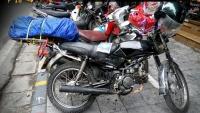 Videonauts backpacking Vietnam Hanoi Honda Win