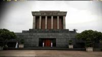 Videonauts backpacking Vietnam Hanoi Mausoleum