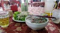 Videonauts backpacking Vietnam noddle soup