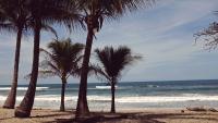 Videonauts Costa Rica Santa Teresa Strand Beach backpacking