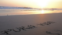 Videonauts Costa Rica Santa Teresa Beach Strand Beach backpacking