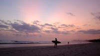 Videonauts Costa Rica Nosara beach Strand backpacking